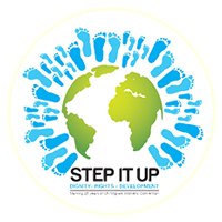 Step It Up: Dignity. Rights. Development