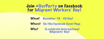 Dec facebook party